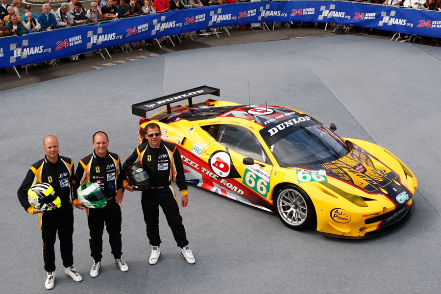 2011 GT2 & GT3